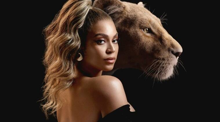 beyonce the lion king song