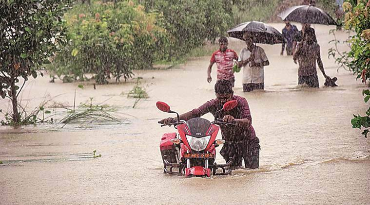 Death toll reaches almost 150 due to floods in India