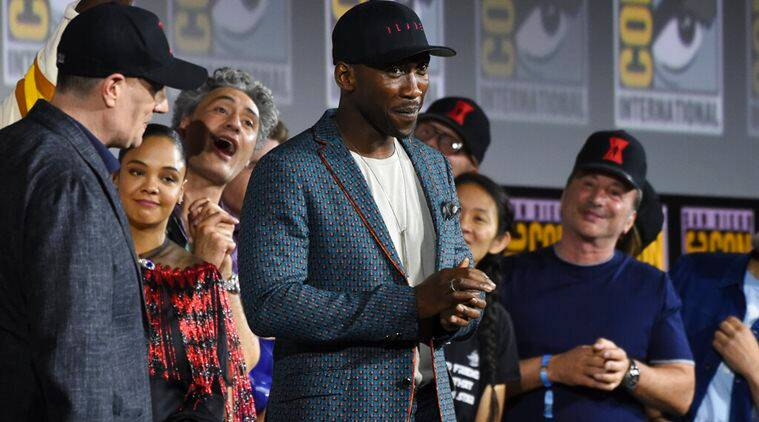 Mahershala Ali called Marvel about Blade after Green Book win