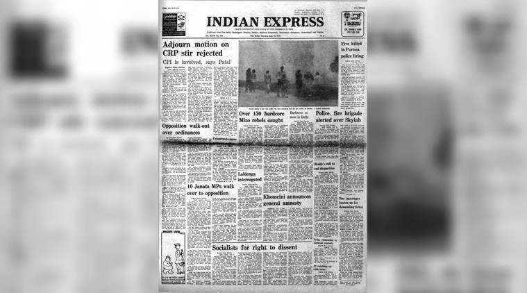 July 10, 1979, Forty Years Ago: Govt On Backfoot