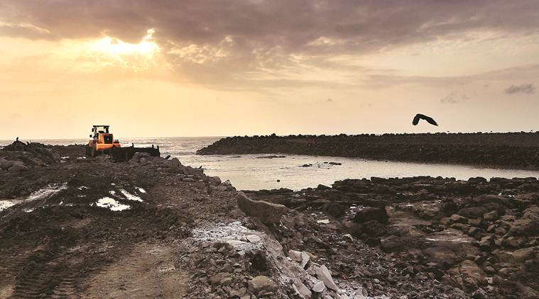 Mumbai coastal road project: 500 crore spent so far; BMC stops work, gears up for legal battle