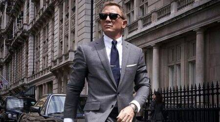 james bond aka daniel craig