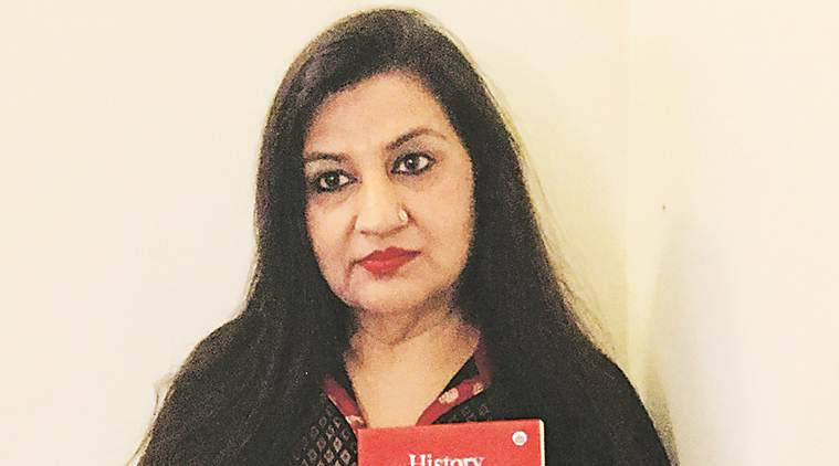 lily swarn, author lily swarn, history on my plate, history on my plate book, history on my plate author, snapshots, art and culture, Indian Express