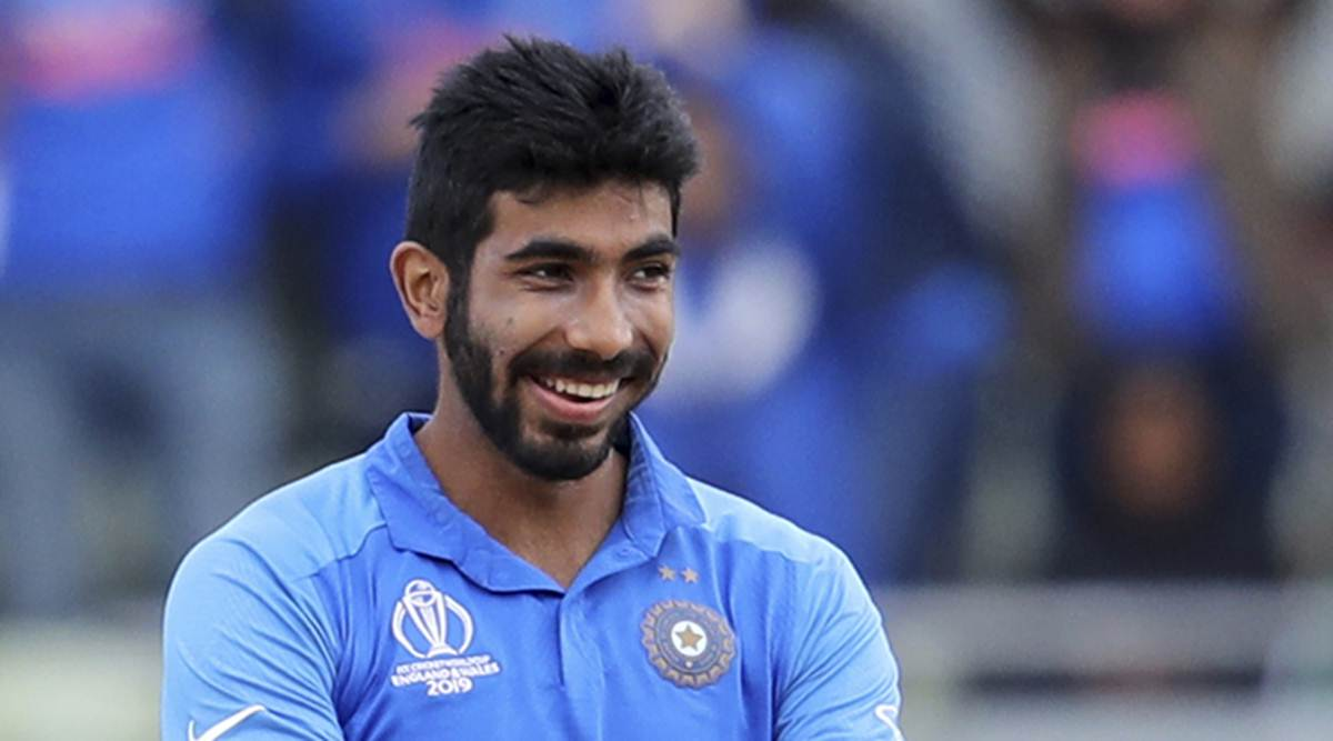 Image result for jasprit bumrah
