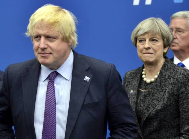 boris johnson, who is boris johnson, boris johnson photos, boris johnson as british pm, new british prime minister, former uk pm theresa may, former london mayor, world news, indian express