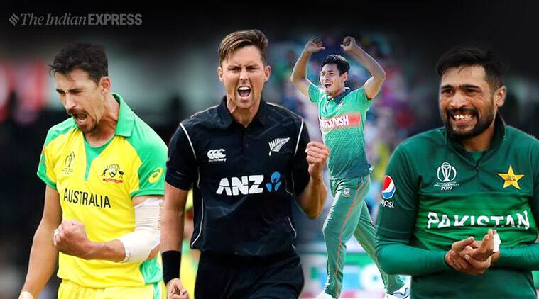 Where Left was Right: Left-arm seamers on a roll in World Cup 2019
