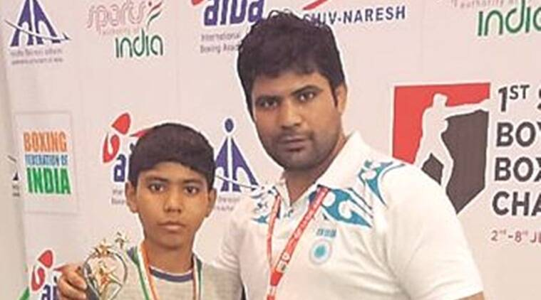 Trained in Chandigarh, 13-year-old boxer makes it to Indian team