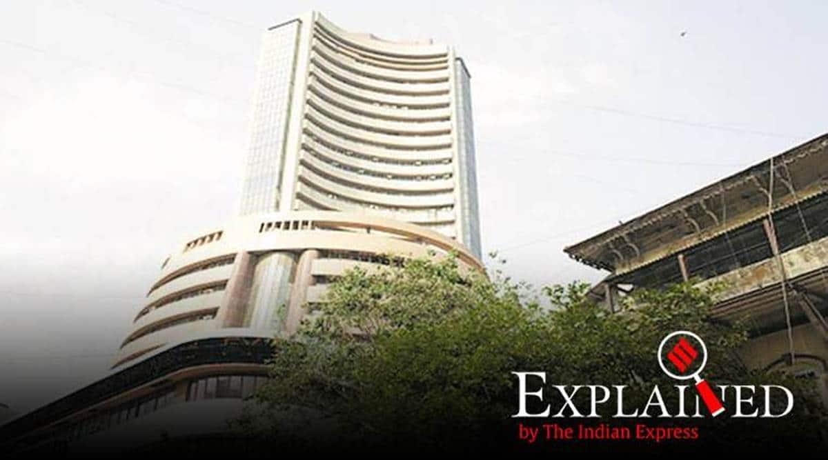 sensex, nifty, share market stock market, union budget, union budget 2019, express explained, indian express