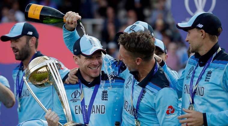 England winning World Cup was 'written in the stars', says Jos Buttler