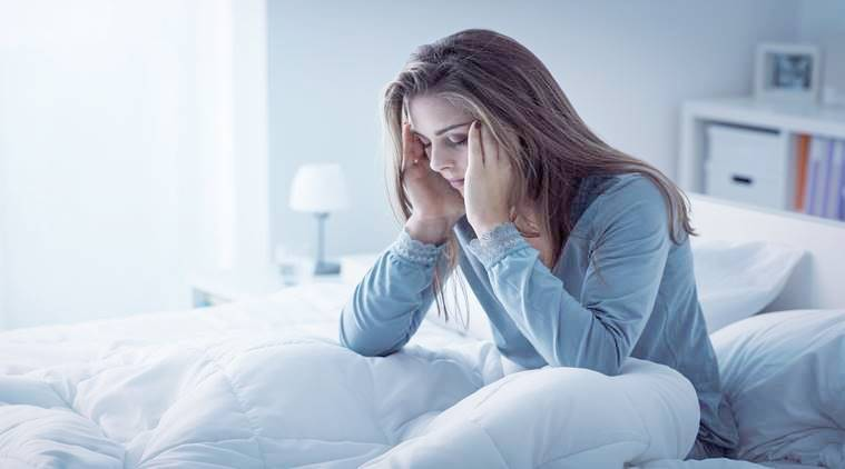 sleep patterns, migraine attack, tips to manage migraine attack, indian express news