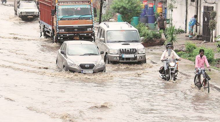 Punjab buckles under severe waterlogging, drainage department struggles with funds