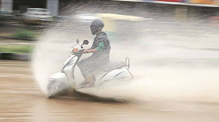Chandigarh: City records 27.9 mm rainfall, Met forecasts more