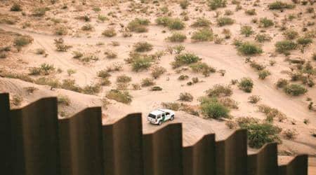 Illegal migrants, migration, migration routes, migration to US borders, migration to Mexico, Indian Express news