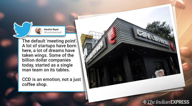 VG Siddhartha dead, cafe coffee day, ccd memories, ccd founder dead, cafe coffee days memories, viral news, indian express