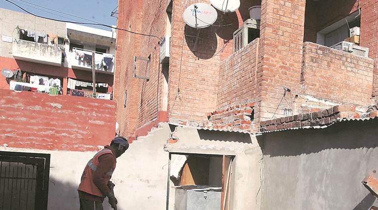 Chandigarh: Study says alterations 'not safe', yet CHB approves need-based changes