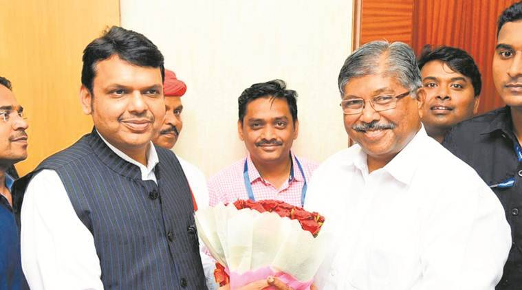 BJP will make Maharashtra Congress-mukt, says party state chief Chandrakant Patil