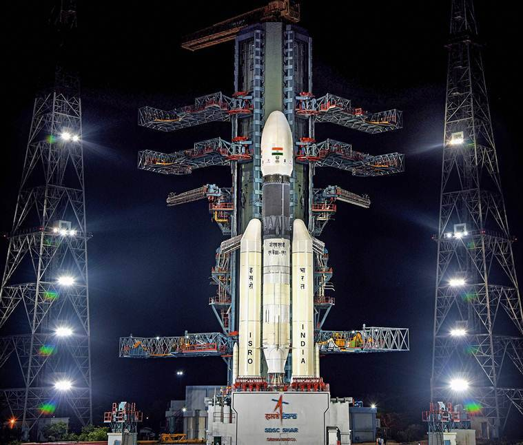 ISRO Chandrayaan-2 launch LIVE UPDATES: Countdown for India's mission to the moon begins; lift-off at 2.43 pm