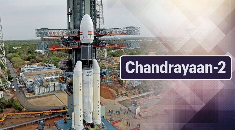 Chandrayaan 2, Chandrayaan 2 launch, Chandrayan launch today, India moon mission, India moon mission launch, ISRO, K Sivan, Moon mission, Chandrayaan-1, Indian Space Research Organisation, Indian Express