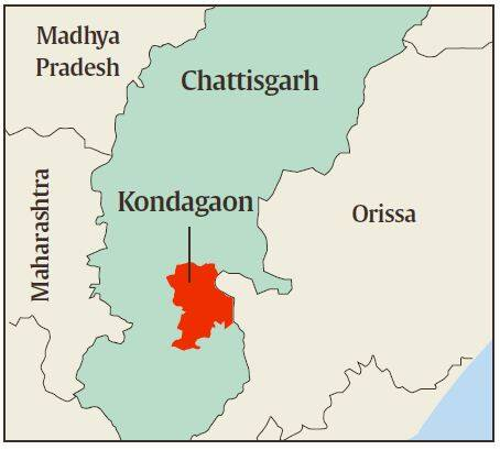 niti aayog, niti aayog district rankings, niti aayog district rankings, Kondagaon niti aayog, Kondagaon skill development centre, Kondagaon District Administration, niti aayog aspirational districts, indian express