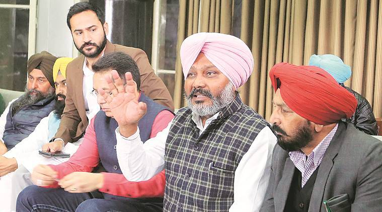 Cracks appear in AAP again as LoP Cheema faces opposition from within