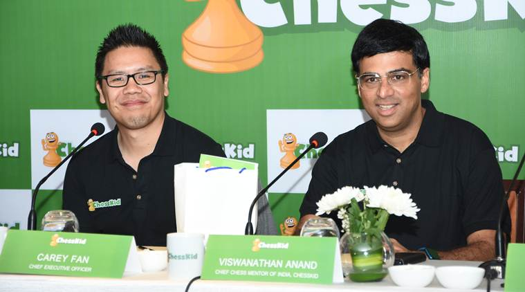 Online chess platform arrives in India
