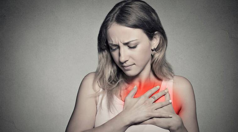chest pain, panic attack symptoms, panic attack triggers, managing panic attack, indian express