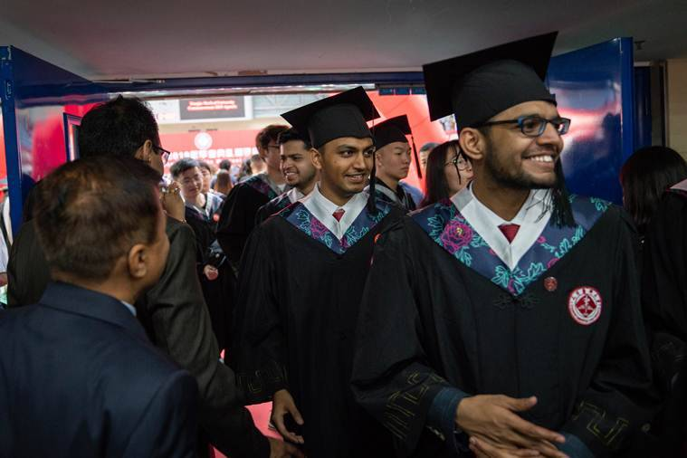China, Education in China, Medical education in China, Tianjin Medical University, Overseas education, Indians in China, Indian students in China, World News, HRD Ministry, Education cost in China, Indian Express