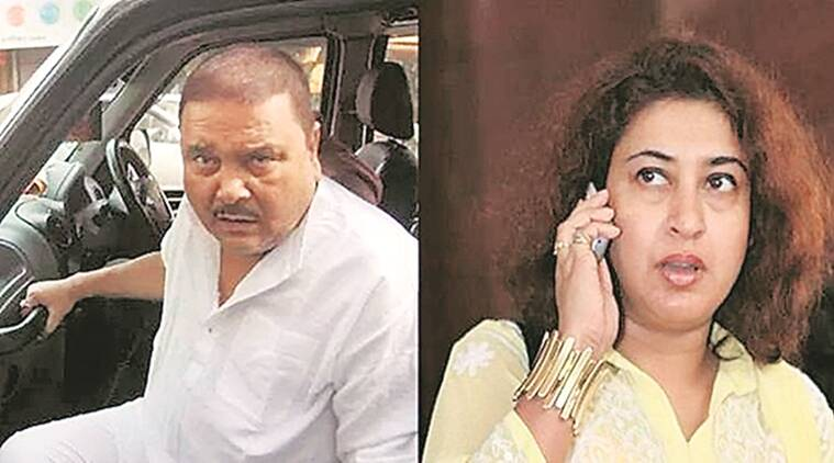 Rose Valley chit fund scam,  Madan Mitra ED questions Madan Mitra, Satabdi Roy, Enforcement Directorate, Kolkata News, Indian Express news