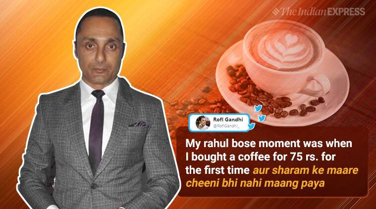 rahul bose, rahul bose high banana bill, my rahul bose moment, high price for inexpensive things, funny news, odd news, viral news, indian express