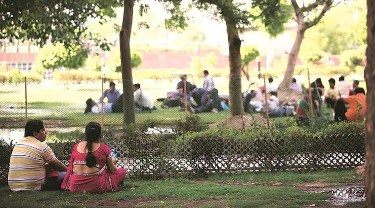 Delhi: You will soon need tokens to enter Central Park in CP