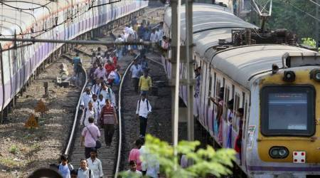 pune news today, central railways cancels trains, mumbai-pune route, central railways maintenance work, pune news, indian express