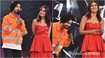 diljit dosanjh kareena kapoor episode dance india dance 7