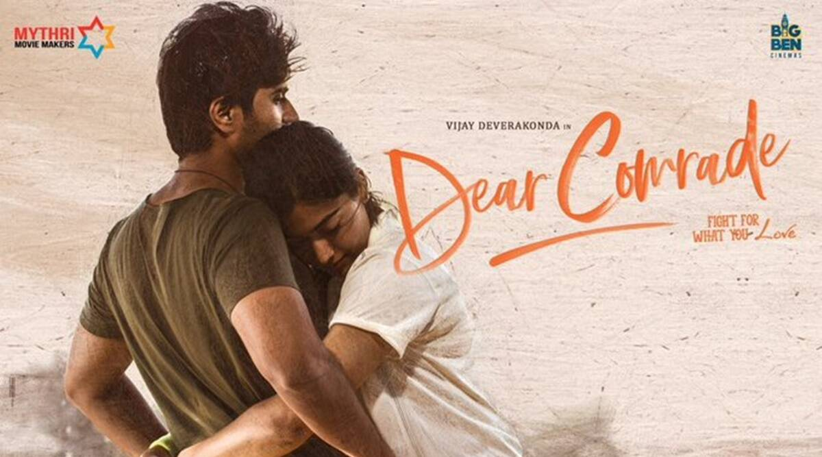 Dear Comrade movie review and release: Highlights | Entertainment News,The  Indian Express