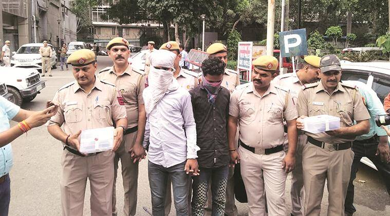 delhi, delhi police, delhi gangs, delhi robberies, gangs in delhi, delhi crimes, delhi news