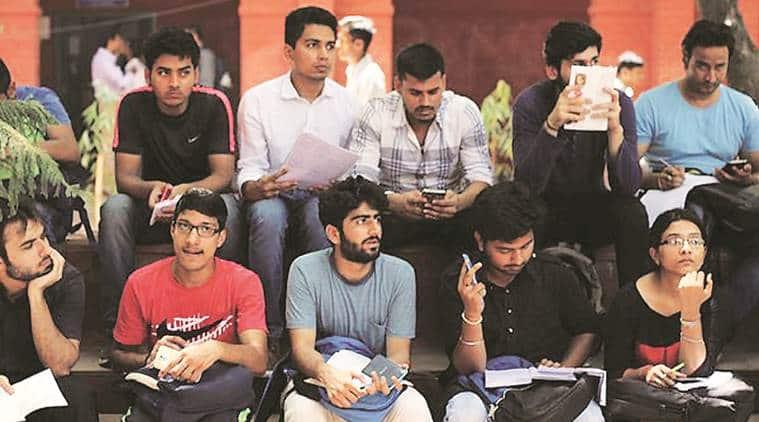 du, du admission, du vc, yogesh tyagim first day at du, university of delhi, delhi university, du.ac.in, education news,