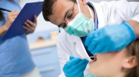 dentist, tooth decay, gum disease, oral health, indian express