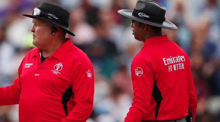 ICC defends Kumar Dharmasena over umpiring decision in World Cup final