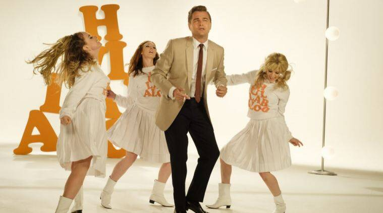 Leonardo DiCaprio Once Upon A Time In Hollywood