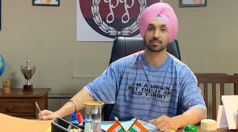Diljit Dosanjh Arjun Patiala portrayal of Sikh characters in Hindi films