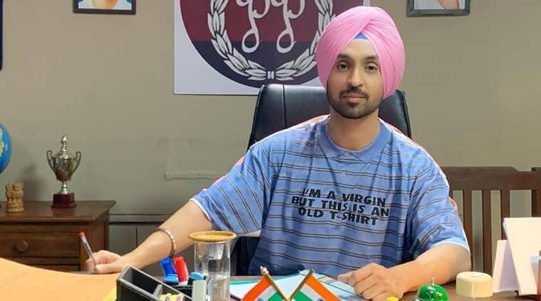 Diljit Dosanjh Arjun Patiala portrayal of Sikh characters in Hindi films