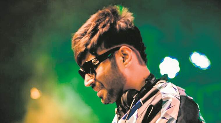 Deejay Shadow, Deejay Shadow Dubai, Deejay Shadow  music, Deejay Shadow Shadow Experience, Deejay Shadow bollywood music, Deejay Shadow and Pitbull, Deejay Shadow Slowly slowly, Slowly slowly remix Indian Express news