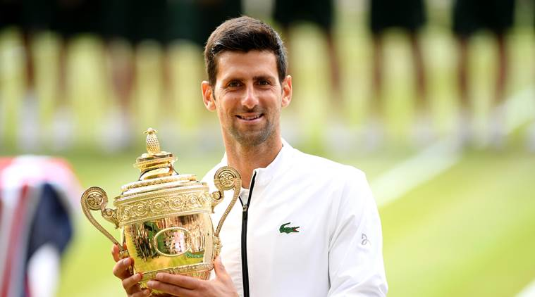wimbledon, wimbledon final, wimbledon 2019, roger federer vs novak djokovic, federer vs djokovic, federer vs djokovic final, federer vs djokovic wimbledon, roger federer vs novak djokovic wimbledon, roger federer vs novak djokovic wimbledon 2019, sports news, Indian express