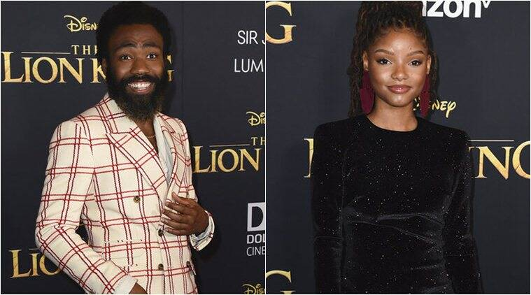 Donald Glover defends Halle Bailey Little Mermaid casting