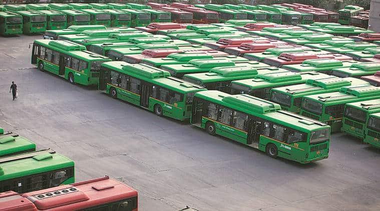 dtc buses, Delhi Transport Corporation, delhi govt buses, arvind kejriwal, delhi buses proposal, manish sisodia, delhi news