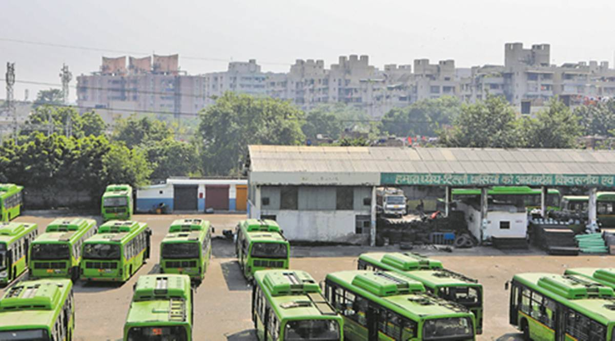 DTC annual bus maintenance contract: L-G secretariat sends file to Home Ministry