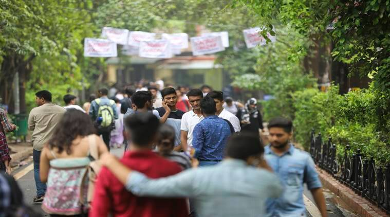 AICTE, engineering college, student protest, student grievance redressal, education news