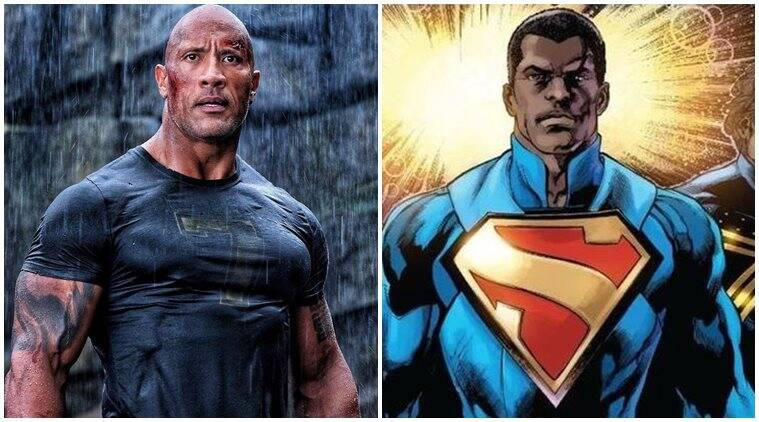 Dwayne Johnson thinks a black Superman movie might happen soon