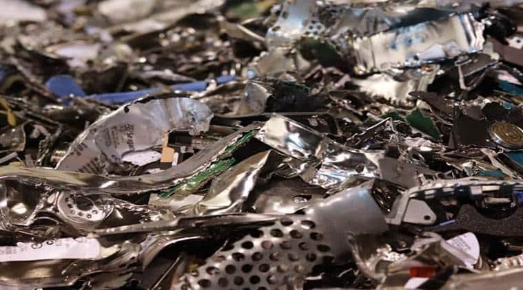 pune e-waste, electronic waste, waste generation, pune news, maharashtra news, indian express news