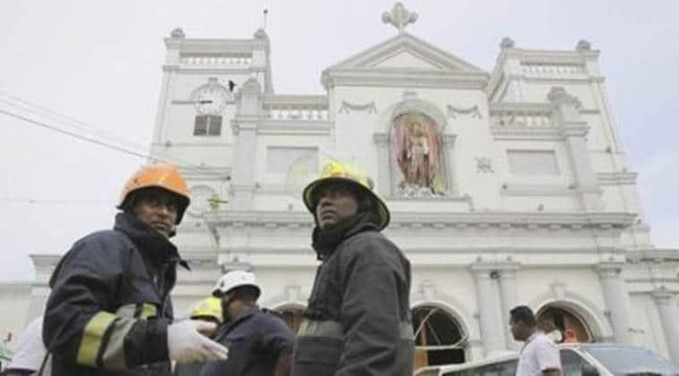 Easter blasts, Easter blasts probe, Easter blast parliamentary panel probe, Easter blasts guests, Taj Samudra, Sri lanka, Sri lanka news, Islamic State, World news, Indian Express news