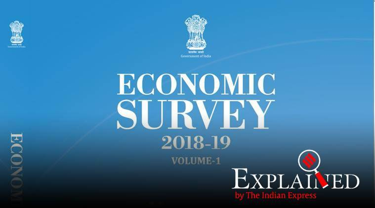 Economic Survey pegs FY20 GDP growth at 7%